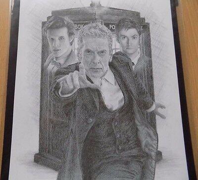 Dr Who Print