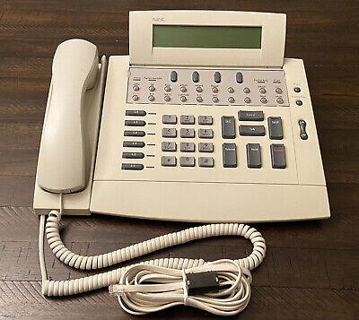 Nec Sn716 Desk Console Con-c Neax 20002400 Pn 201448 Tested