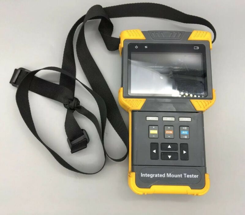"IC Realtime ITM-9000 CCTV Onvif And Hd AVS-Multi Function Test Tool With 4"" G44"