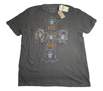 Guns N' Roses Lucky Brand Concert Series Limited Edition Size Large T-Shirt
