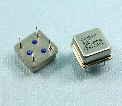 12pcs Raltron Oscillator 100 Mhz 12size 100.000mhz 3.3v Tristate