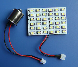 10pcs-BA15S-1156-1141-Dome-bulb-36-1210-SMD-LED-White-Super-Bright