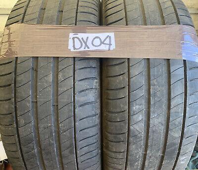 225 55 17   Michelin Primacy 101W 2255517  ,Pworn tyre 4.5-5mm X2