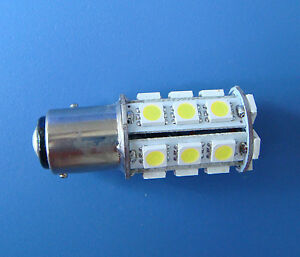 2x-BAY15D-1157-Marine-lights-boat-bulb-24-5050-SMD-LED-AC-DC-11-30V-White