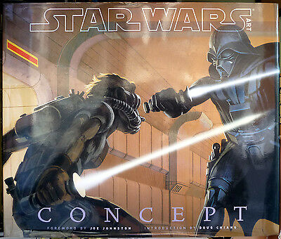 Star Wars Art: Concepts, Ed. Abrams, 2013