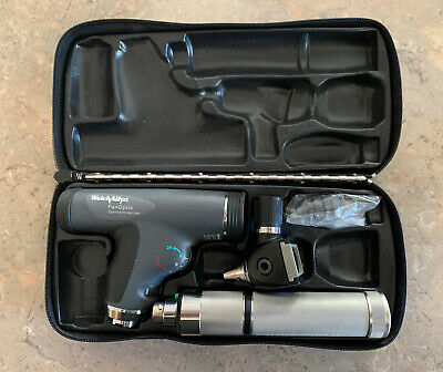 Welch Allyn Diagnostic Set Series Panoptic Ophthalmoscope C Battery Handle