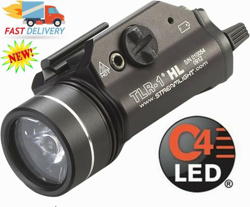 Stream-light TLR-1 HL Weapon Mount Tactical Flashlight Light 800 Lumen w/ Strobe