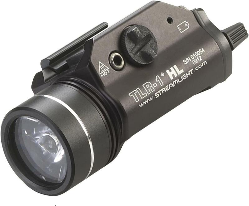 Streamlight 69260 TLR-1 HL  Mount Tactical Flashlight Light