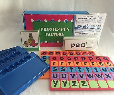 Phonics Fun Factory Kit Discount School Supply
