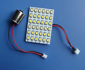 10x-BA15S-1156-1141-Dome-bulb-36-1210-SMD-LED-Warm-White