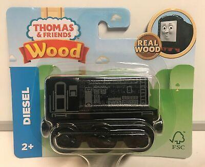 Thomas & Friends Wooden Wood Railway Diesel Engine, New