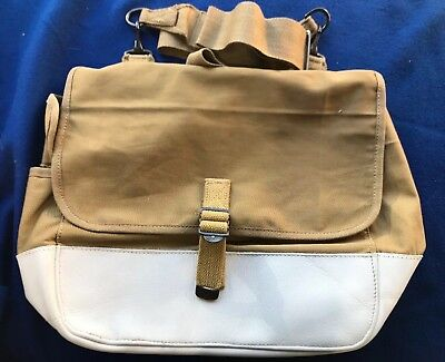 US Army M1921 Officer Musette Bag