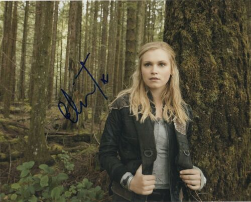 Eliza Taylor The 100 Autographed Signed 8x10 Photo COA 2019-2