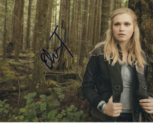 Eliza Taylor The 100 Autographed Signed 8x10 Photo COA 2019-1