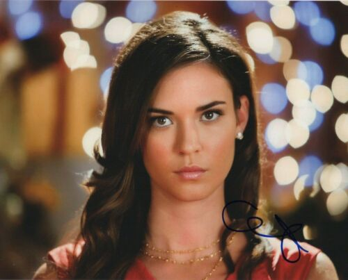 Odette Annable Sexy Autographed Signed 8x10 Photo COA 2019-1