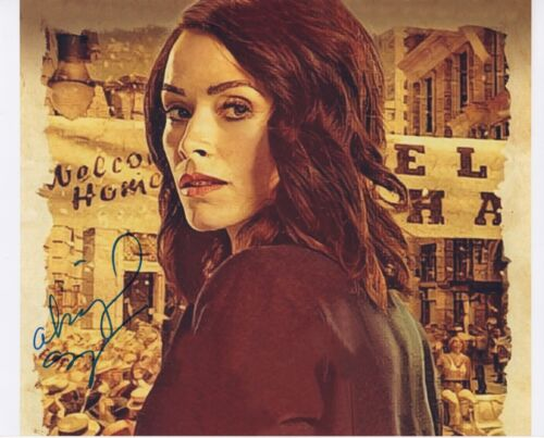 Abigail Spencer Timeless Autographed Signed 8x10 Photo COA 2019-1