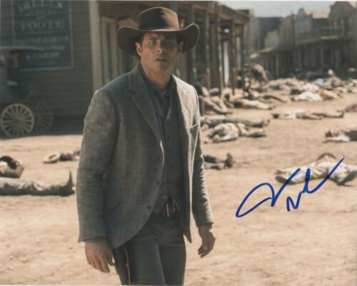 James Marsden Westworld Autographed Signed 8x10 Photo COA E28