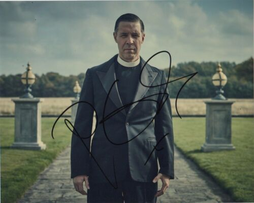 Paddy Considine Peaky Blinders Autographed Signed 8x10 Photo COA #S2