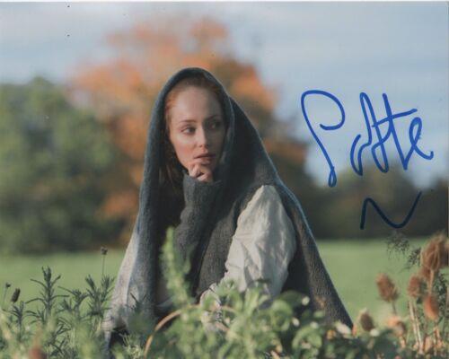 Lotte Verbeek Outlander Autographed Signed 8x10 Photo COA #12