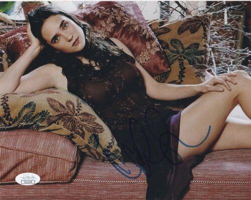 Jennifer Connelly Sexy Autographed Signed 8x10 Photo JSA COA A10