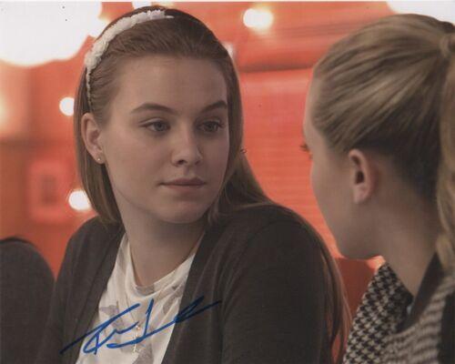 Tiera Skovbye Riverdale Autographed Signed 8x10 Photo COA #C61