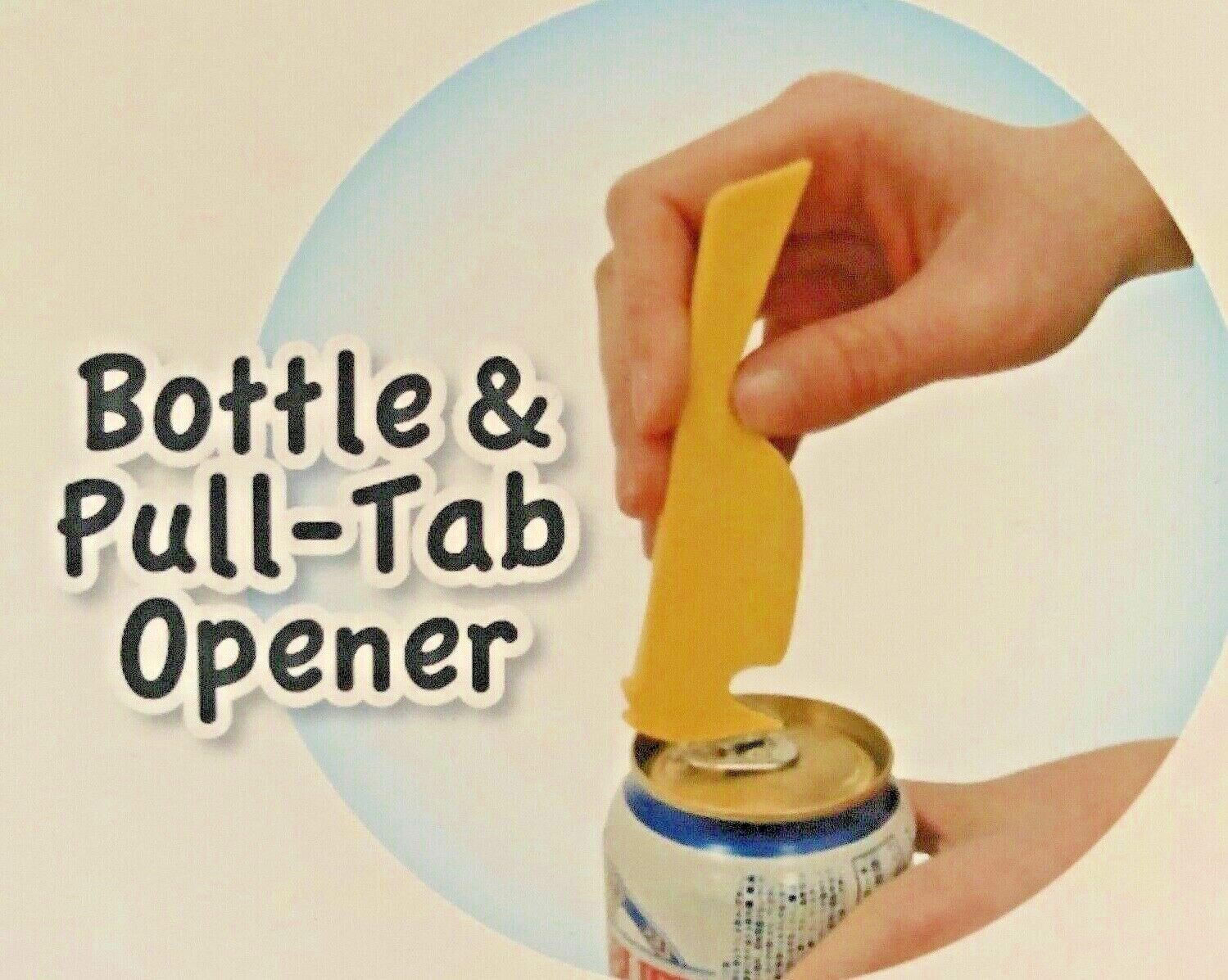 Pitto Easy Opener, Multi-Purpose Bottle Can Pull Tab Jar Mag