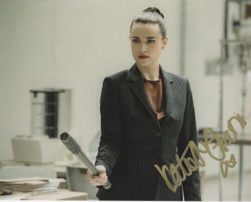 Katie McGrath Supergirl Autographed Signed 8x10 Photo COA 2019-31
