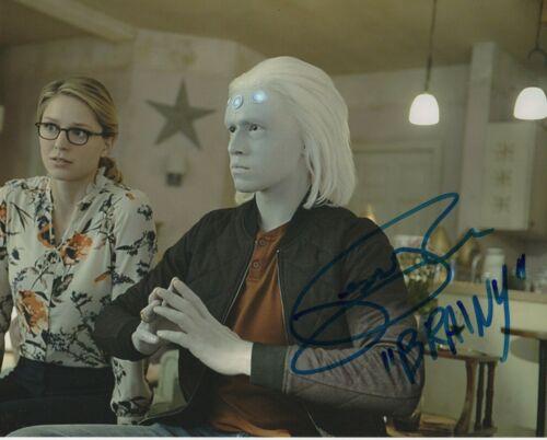 Jesse Rath Supergirl Autographed Signed 8x10 Photo COA 2019-6