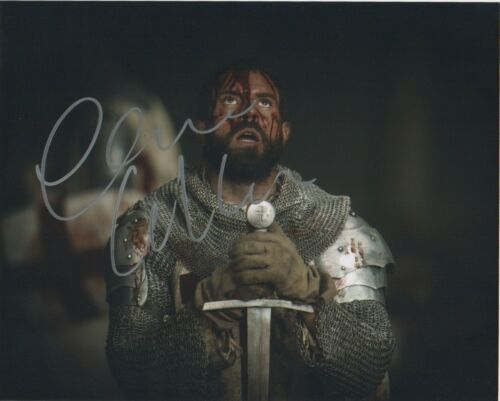 Tom Cullen Knightfall Autographed Signed 8x10 Photo COA #MR437