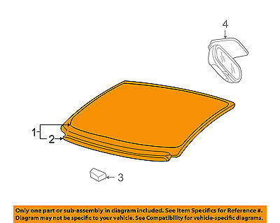 VW VOLKSWAGEN OEM 03-10 Beetle-Windshield Glass 1Y1845011F