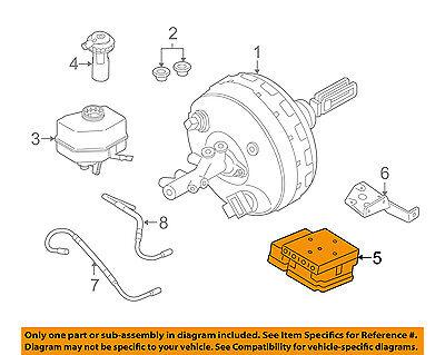 BMW OEM 10-11 X6-Control Module 34336795558