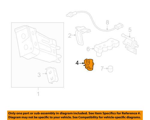 GM OEM-Vent Control Solenoid 20880503