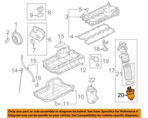 VW VOLKSWAGEN OEM 08-14 Jetta Engine Parts-Cap 07K115408 | eBayeBay