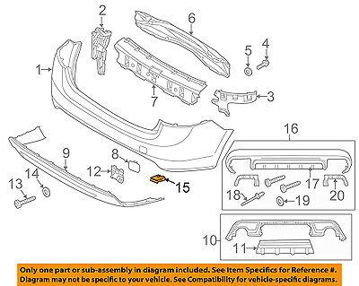 VOLVO OEM 00-11 S40 Exterior-Rocker Molding Nut 191391