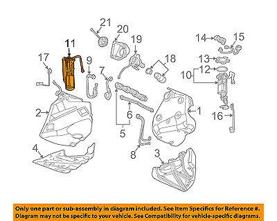 GM OEM-Fuel Pump 19354670
