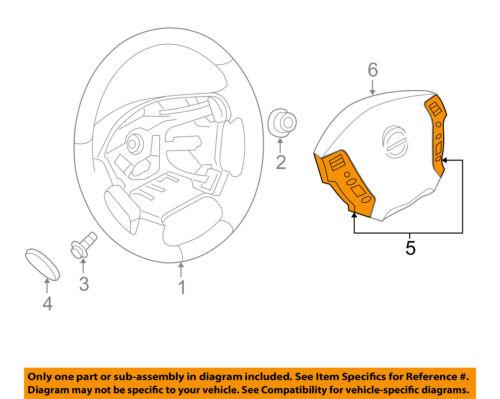 [ZSVE_7041]  Infiniti NISSAN OEM 06-07 M35 Cruise Control-Switch 25550EH100 | eBay | Infiniti Cruise Control Diagram |  | eBay