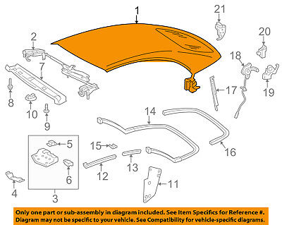 MERCEDES OEM 15-17 E400 Convertible-Top Assembly 20777006009X80