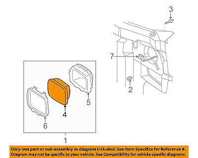 GM OEM-Headlight Headlamp Bulb 16522984