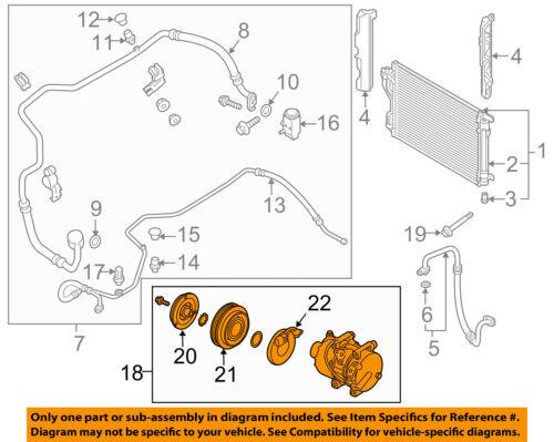 HYUNDAI OEM 11-13 Tucson-A/C AC Compressor 977012S500