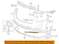 Cadillac GM OEM 13-16 ATS-Bumper Trim-Molding Trim 20907953