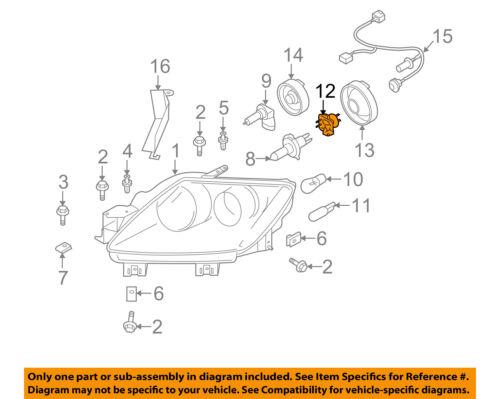 $_12?set_id=880000500F mazda oem 04 11 rx 8 headlight headlamp socket g14h510x7 ebay
