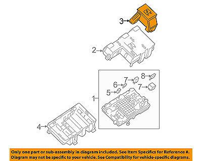 GM OEM Electrical-Upper Cover Cover 15938421