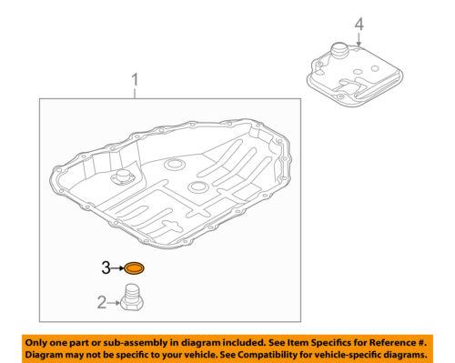 details about kia oem 10 13 soul transmission pan gasket 4532339000 2006 Kia Sorento LX Transmission Diagram