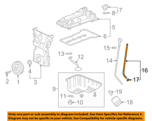 GM OEM Engine-Tube 12551577