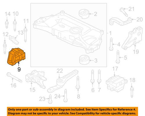 details about vw volkswagen oem 06 15 jetta engine motor mount torque strut 1k0199262m VW Wiring Diagram