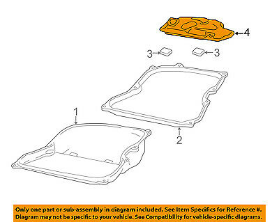 VW Volkswagen Gasket For 4 Speed Automatic Transmission Pan 096321370 OEM NEW