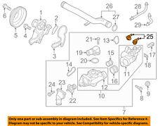 KIA OEM 15-18 Sedona 3.3L-V6 Radiator-By-pass Hose ...