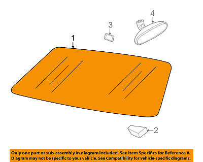 VW VOLKSWAGEN OEM 16-17 Beetle-Windshield Glass 5C3845011BJNVB