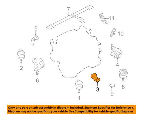 FORD OEM Engine Motor Transmission-Restrictor Mount 5F9Z6F069CA | eBayeBay