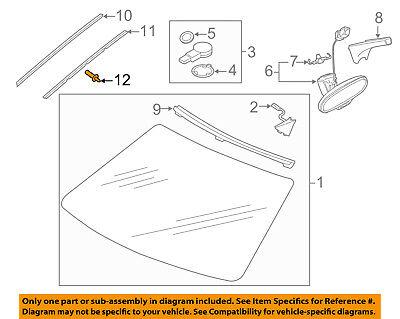 AUDI OEM 05-18 A6 Quattro-Roof Molding Rivet N91019701